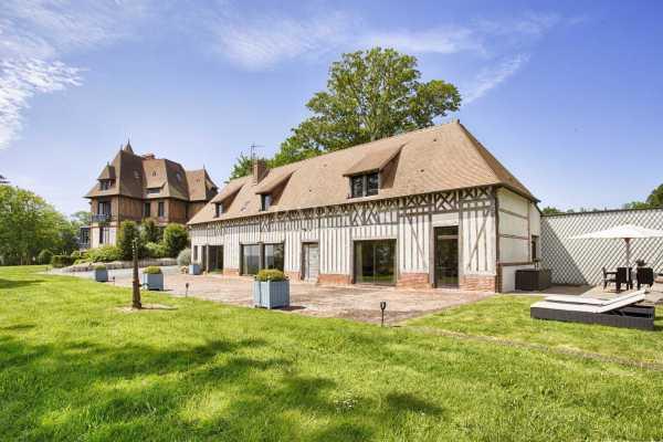 Villa Trouville-sur-Mer  -  ref 3713785 (picture 1)