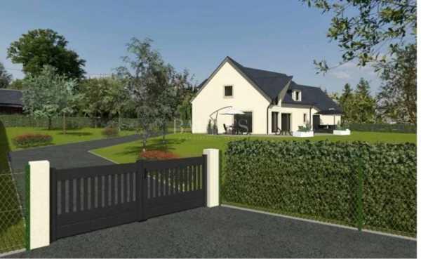 Maison Saint-Étienne-la-Thillaye  -  ref 5850136 (picture 1)