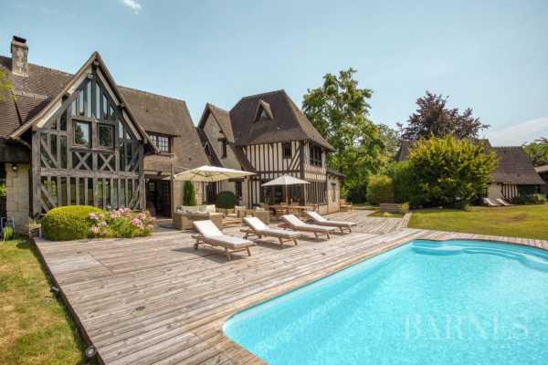 Maison Beaumont-en-Auge - Ref 2592973