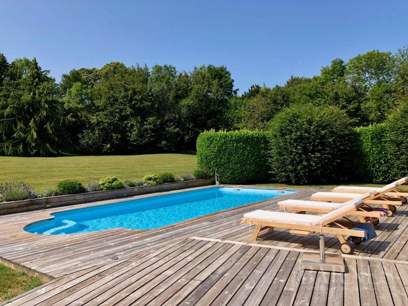 10 kms Deauville - Propriété d'exception sur 14 400 m² - Tennis - Piscine picture 13