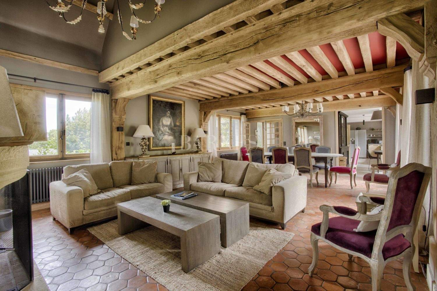Deauville  - Property 5 Bedrooms - picture 2