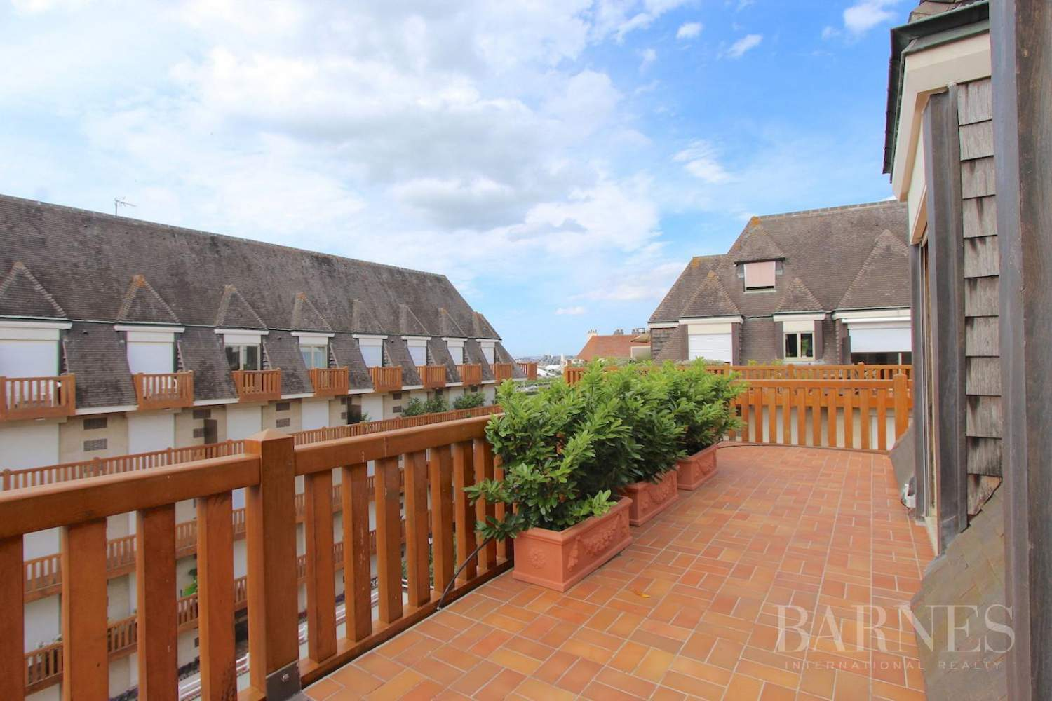 Deauville, sumptuous penthouse apartment with large terrace in a luxury residence picture 13