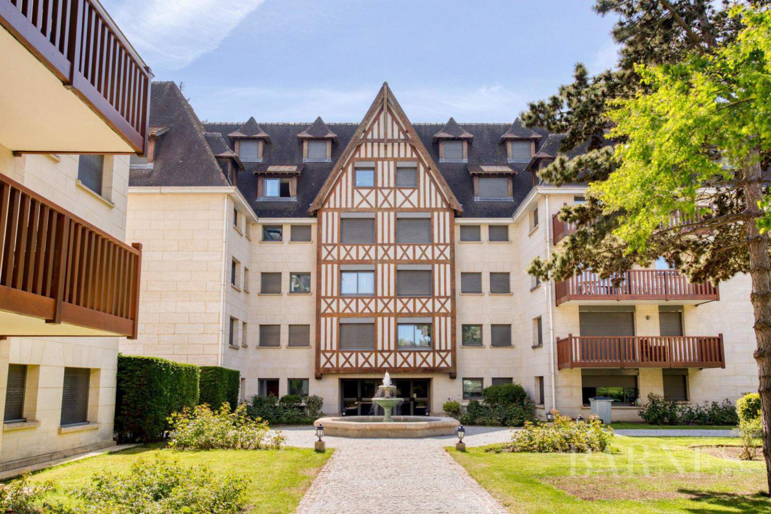 Deauville  - Apartment 2 Bedrooms - picture 2