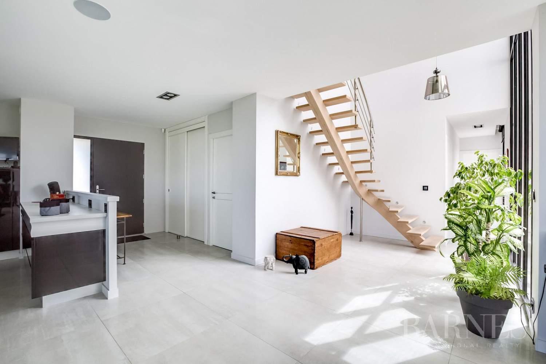 Proche Arromanches - Splendide maison d'architecte vue mer - 4 chambres - piscine - jacuzzi picture 5