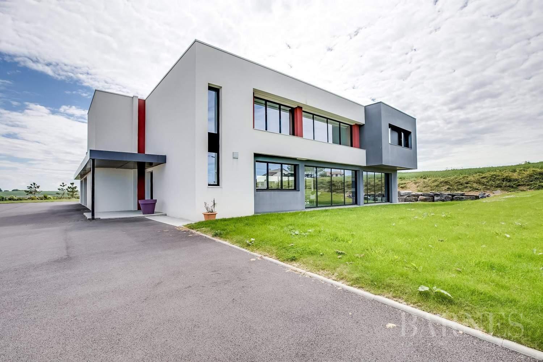 Proche Arromanches - Splendide maison d'architecte vue mer - 4 chambres - piscine - jacuzzi picture 17