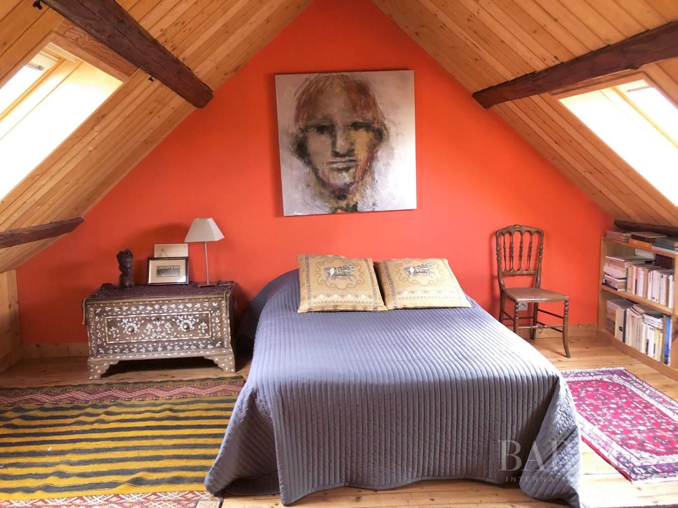 COURSEULLES SUR MER  - Casa de pueblo 11 Cuartos 6 Habitaciones - picture 12