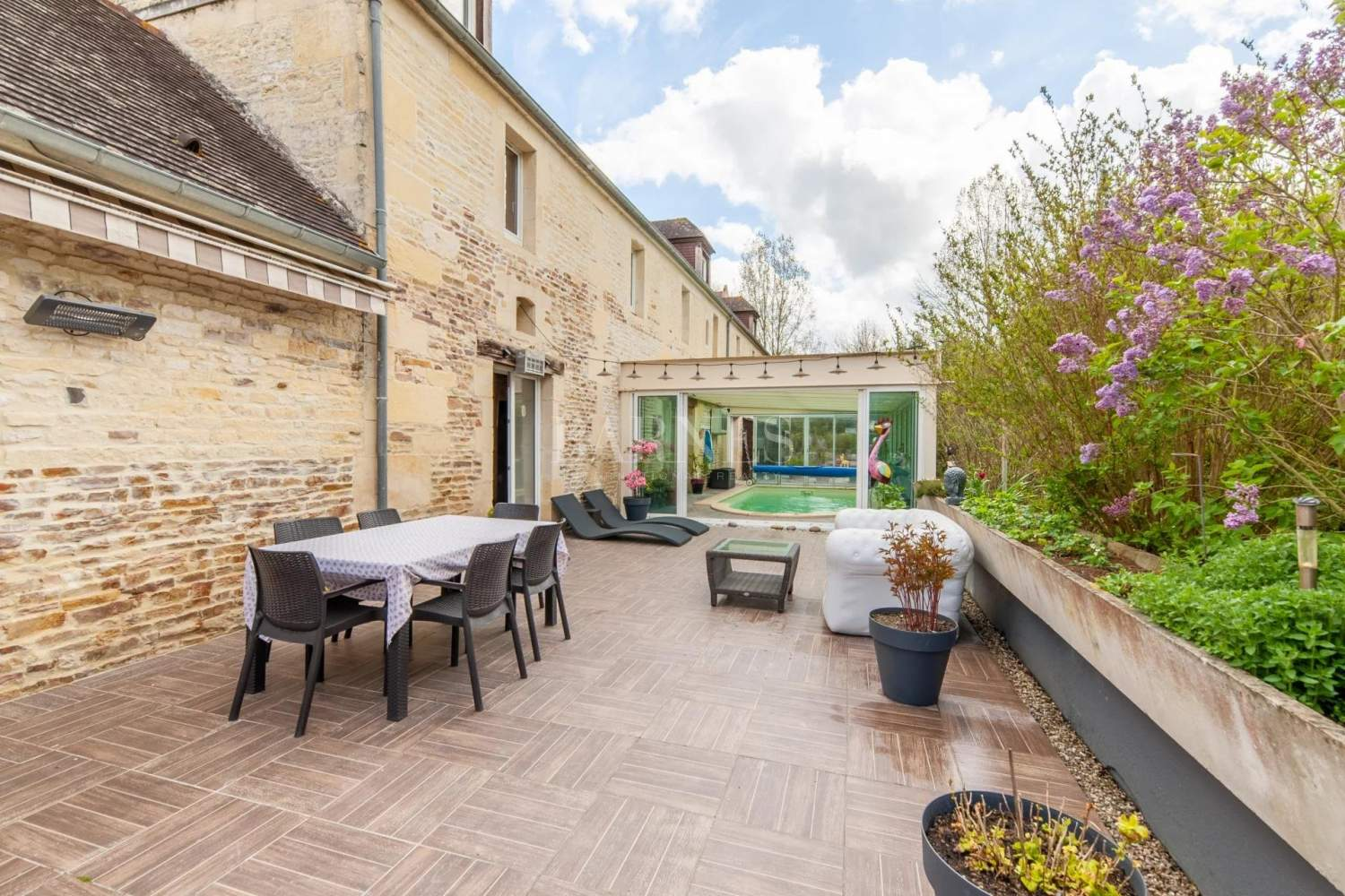 Caen  - House 10 Bedrooms - picture 16