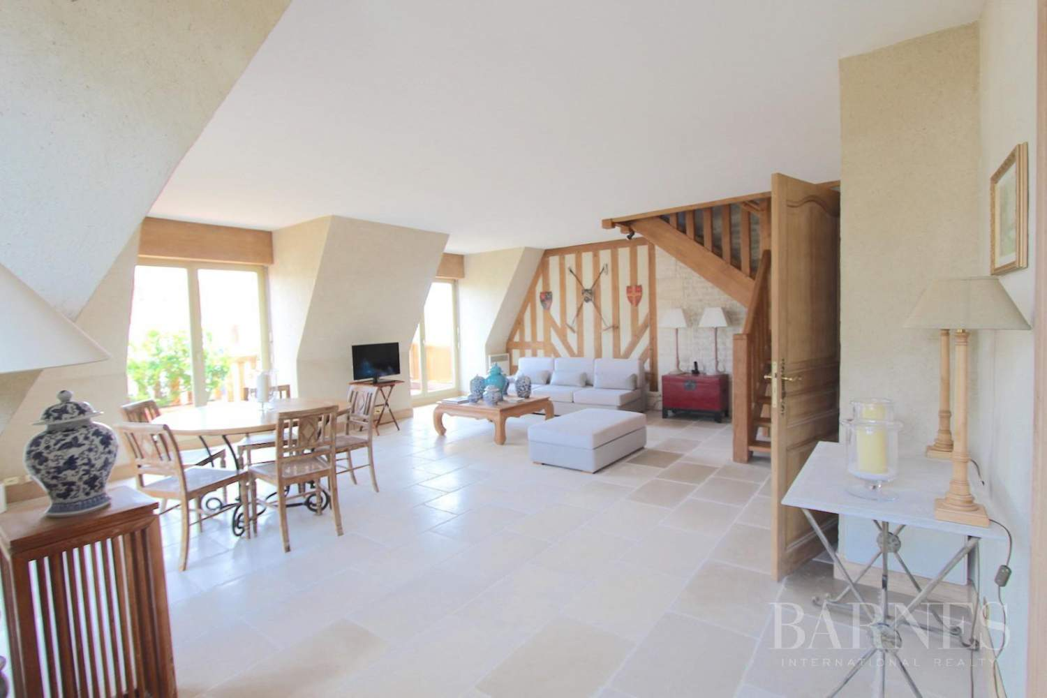 Deauville, sumptuous penthouse apartment with large terrace in a luxury residence picture 2