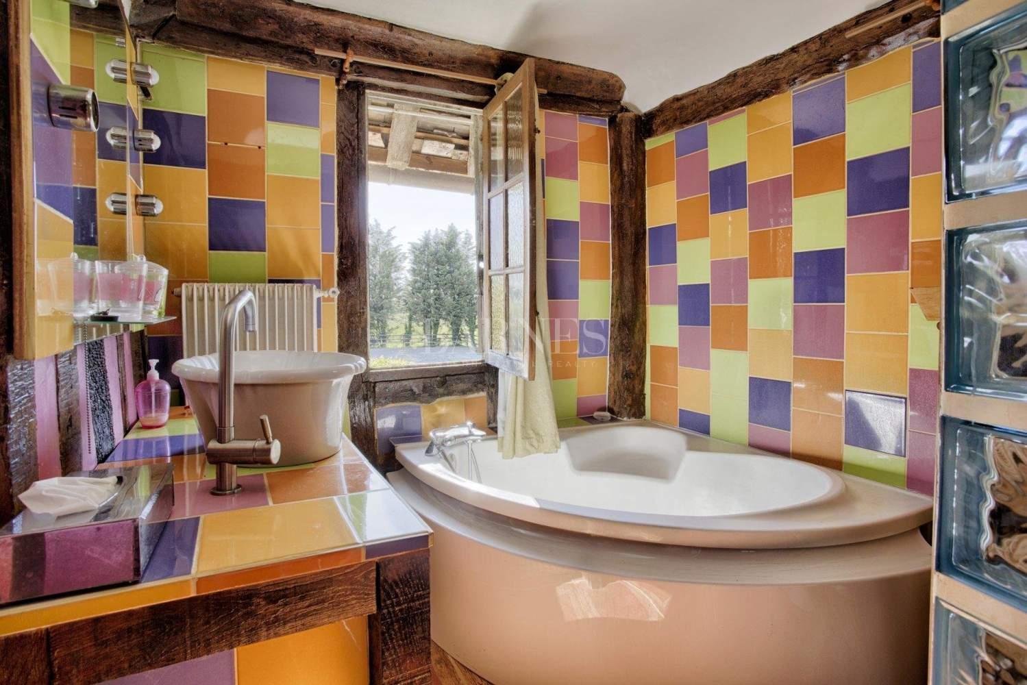 Biéville-Quétiéville  - Manor house 4 Bedrooms - picture 14