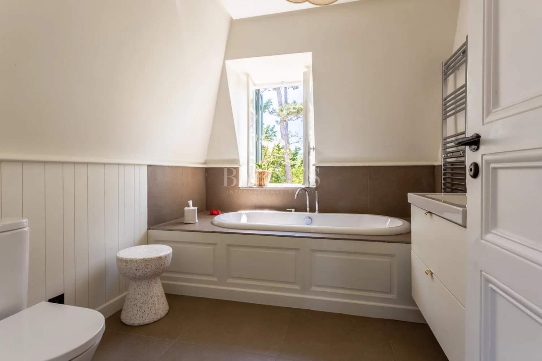 Villa secteur résidentiel calme de Deauville, proche de la plage picture 11