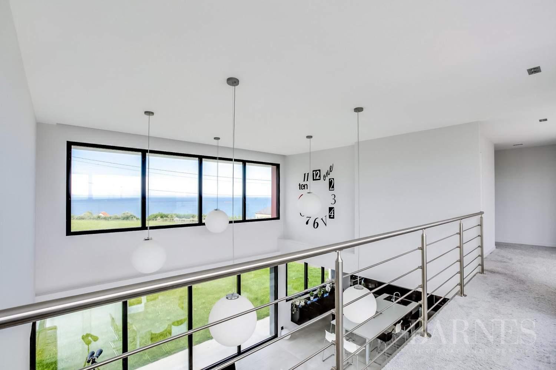 Proche Arromanches - Splendide maison d'architecte vue mer - 4 chambres - piscine - jacuzzi picture 11