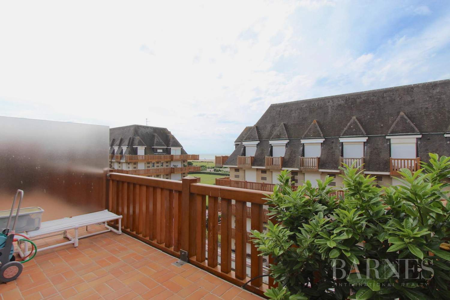 Deauville, sumptuous penthouse apartment with large terrace in a luxury residence picture 14