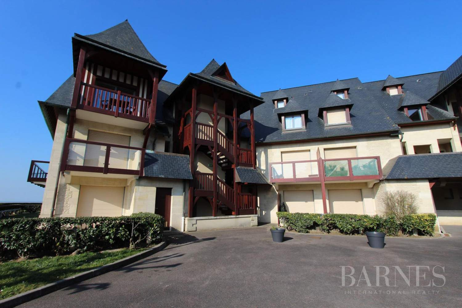 Benerville-sur-Mer  - Apartment 2 Bedrooms - picture 9