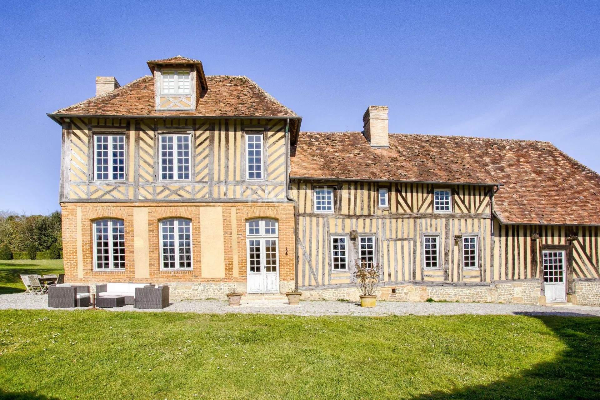 Deauville  - Manoir 12 Pièces - picture 1