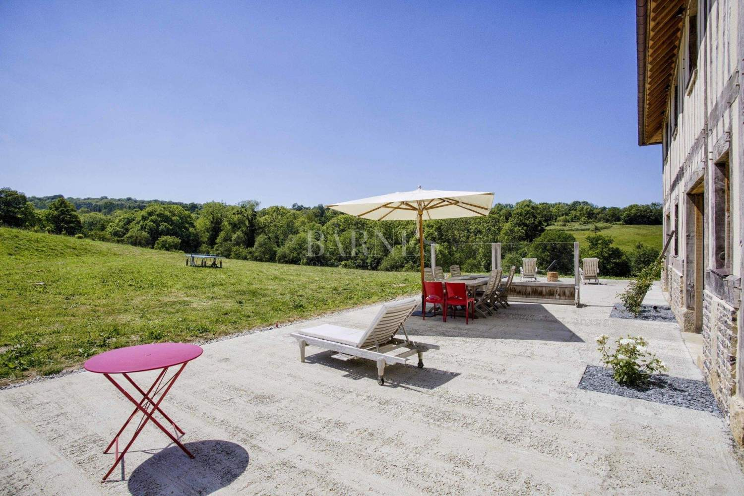 Gonneville Sur Mer  - Manor house 6 Bedrooms - picture 2