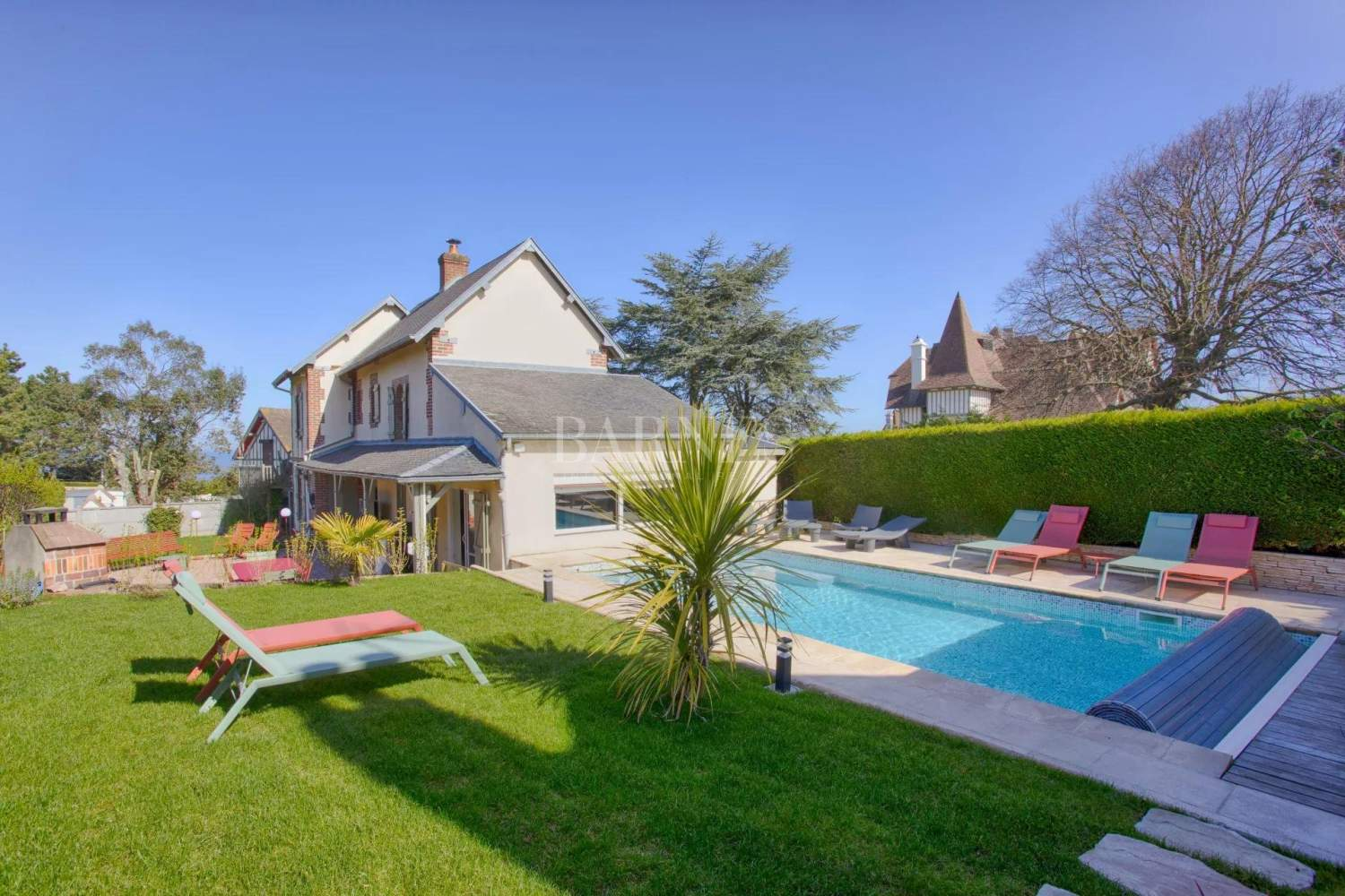 Deauville  - House 3 Bedrooms - picture 1