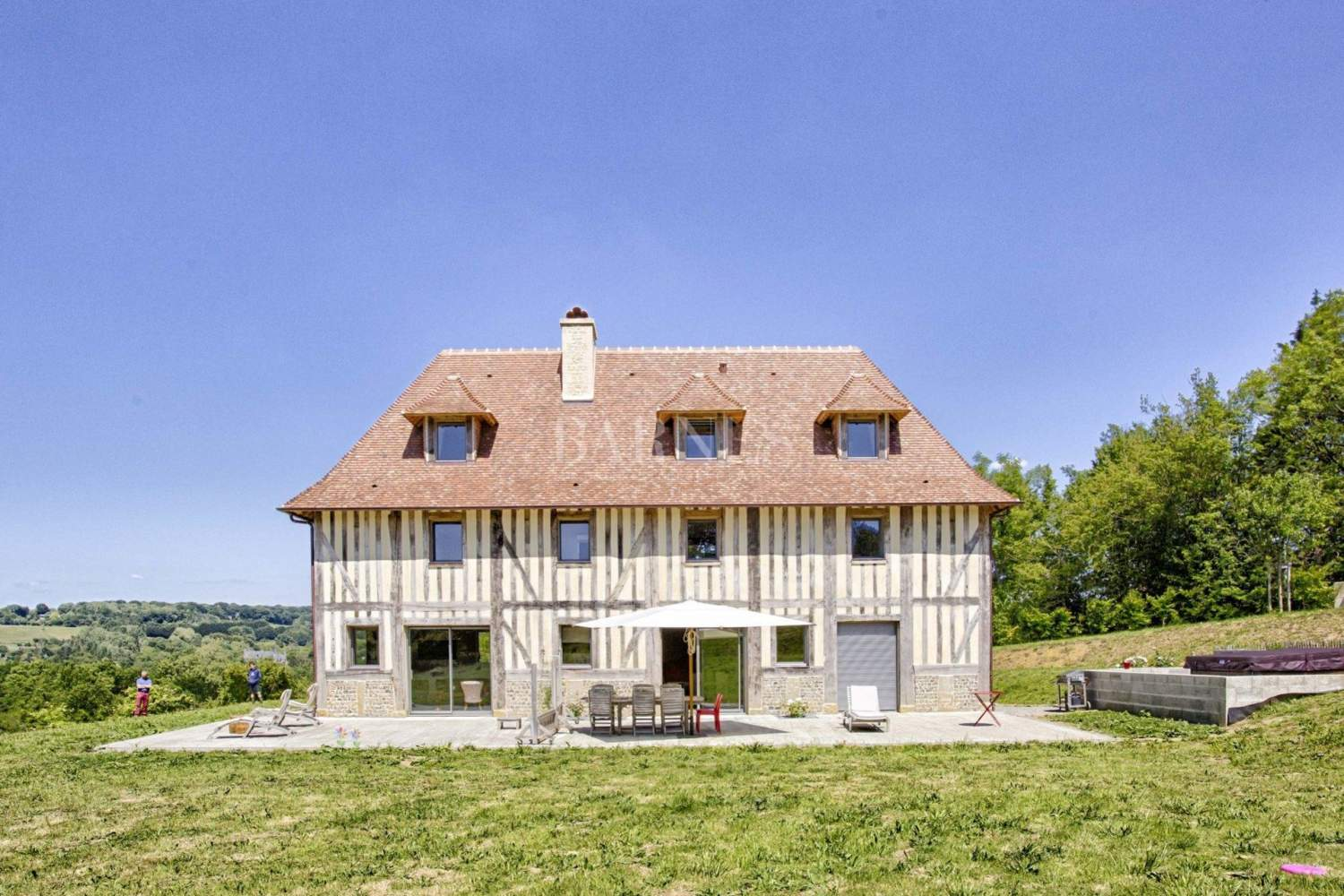 Gonneville Sur Mer  - Manor house 6 Bedrooms - picture 16