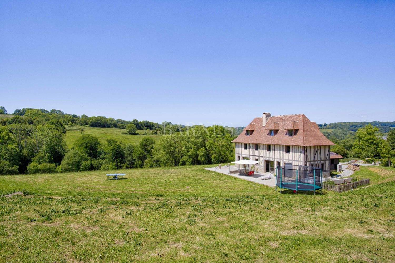 Gonneville Sur Mer  - Manor house 6 Bedrooms - picture 1