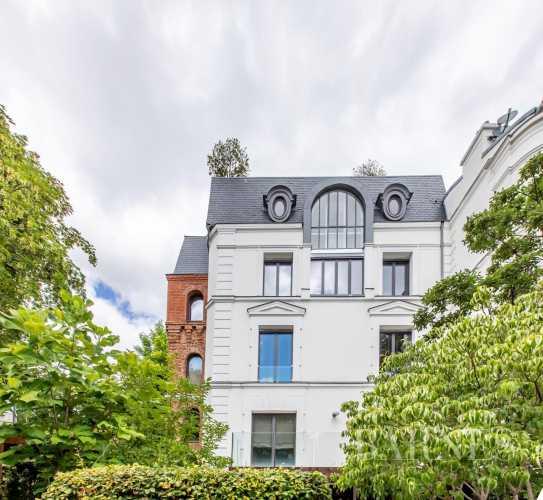 Hôtel particulier Paris 75016  -  ref 4054964 (picture 2)