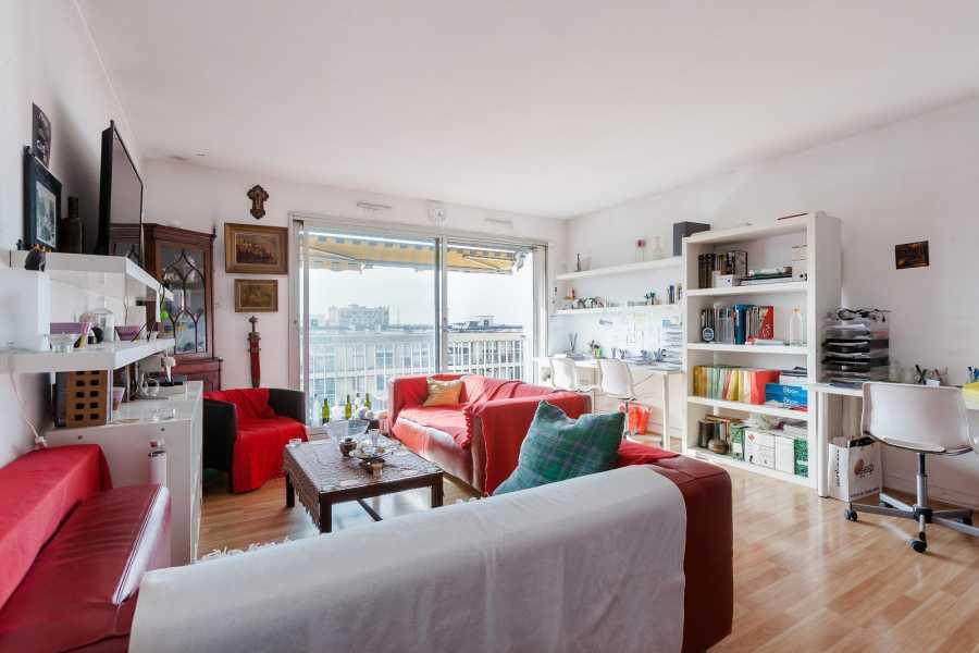 Apartment Paris 75011