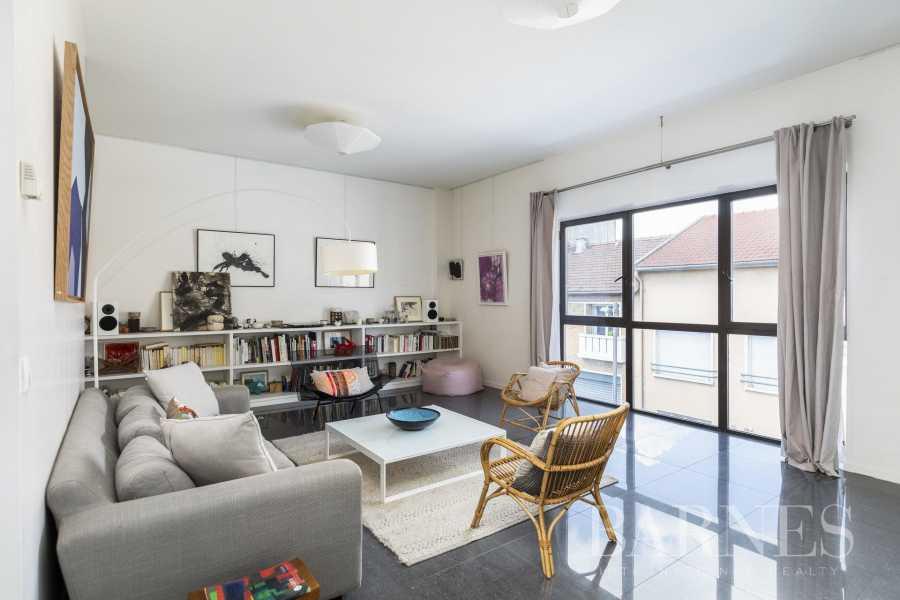 Saint-Ouen-sur-Seine  - Appartement 7 Pièces 4 Chambres