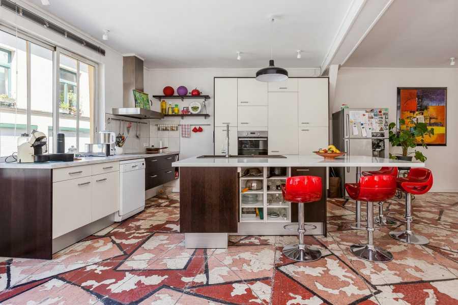 Paris  - Loft 5 Pièces 4 Chambres