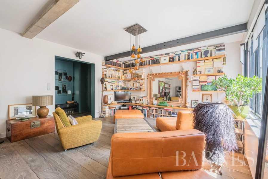 Appartement Paris 75020