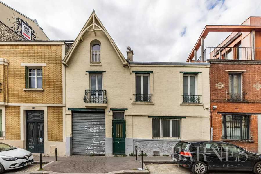 Maison Paris 75020