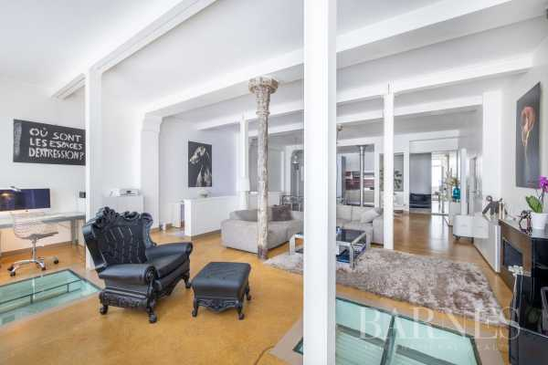 Loft Paris 75020  -  ref 4791401 (picture 2)