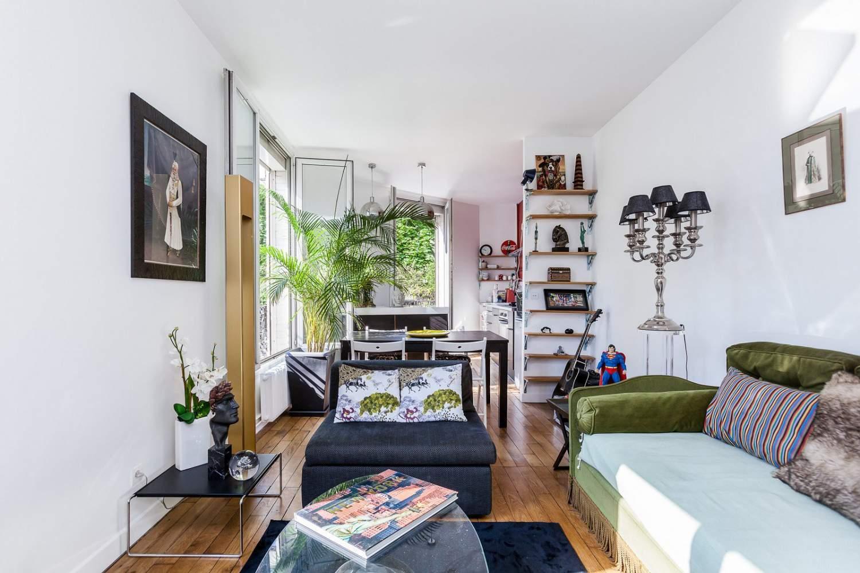 Paris  - Casa 3 Cuartos 2 Habitaciones - picture 9