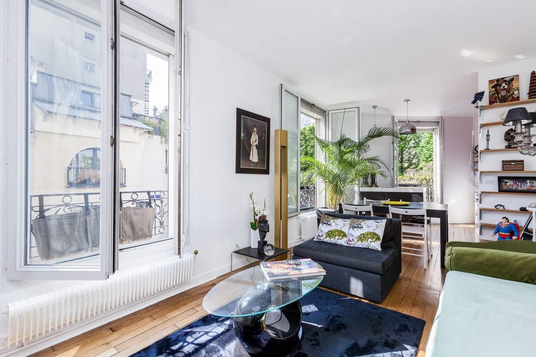 Paris  - Casa 3 Cuartos 2 Habitaciones - picture 4