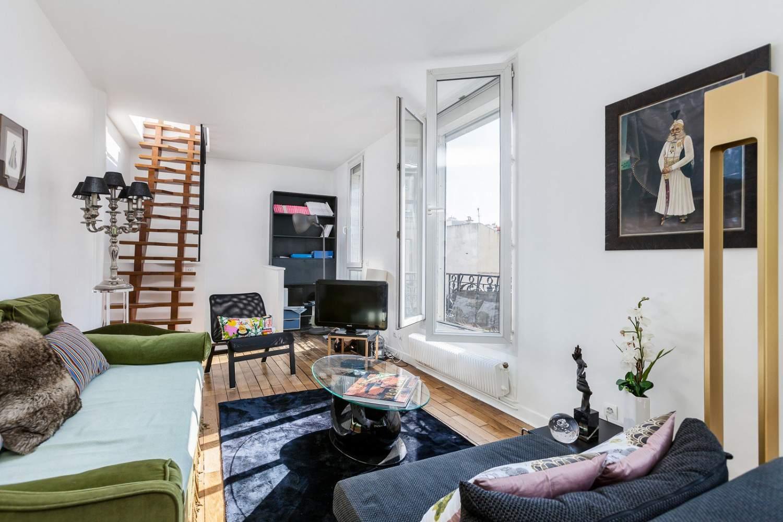 Paris  - Casa 3 Cuartos 2 Habitaciones - picture 5