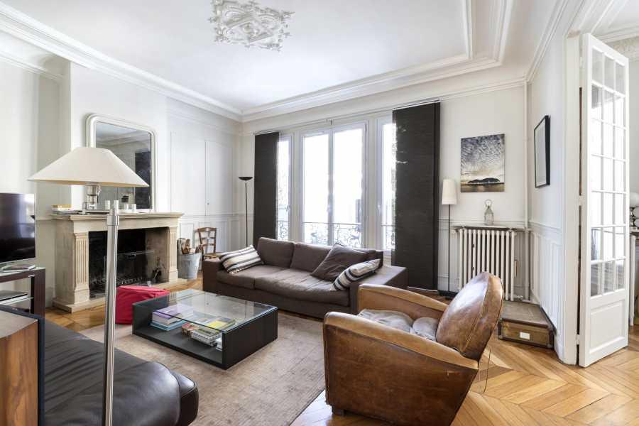Asnières-sur-Seine  - Hôtel particulier 9 Pièces 6 Chambres