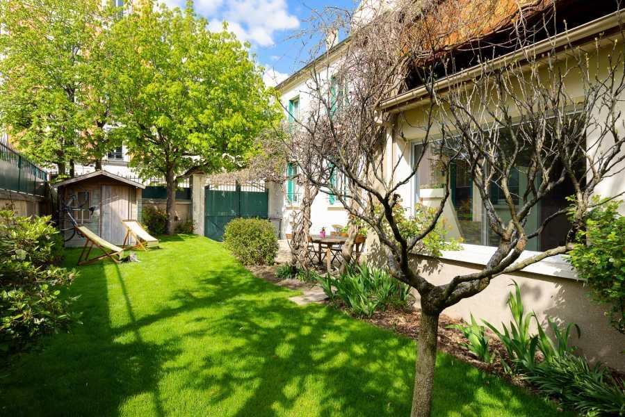 Asnières-sur-Seine  - Maison 8 Pièces 6 Chambres