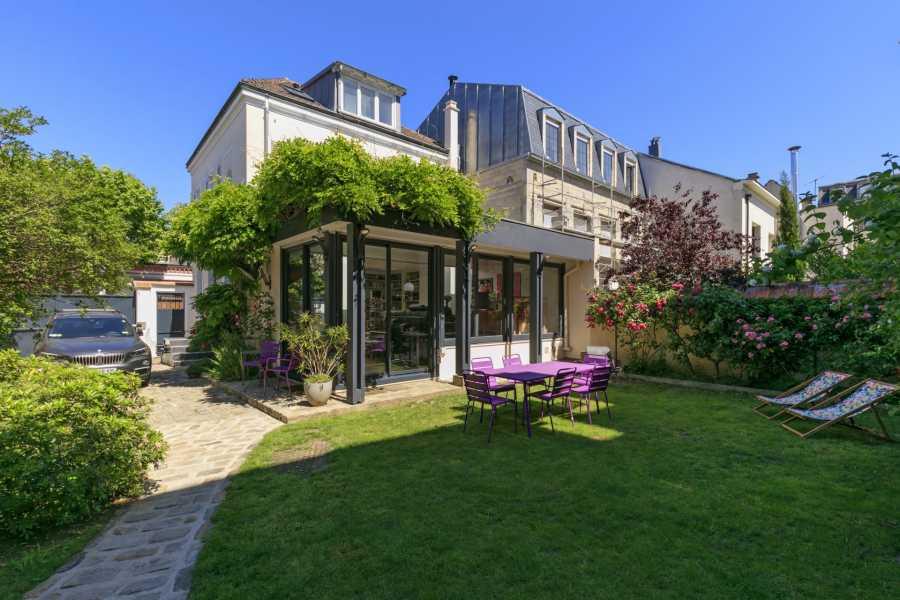Asnières-sur-Seine  - Maison 7 Pièces 4 Chambres