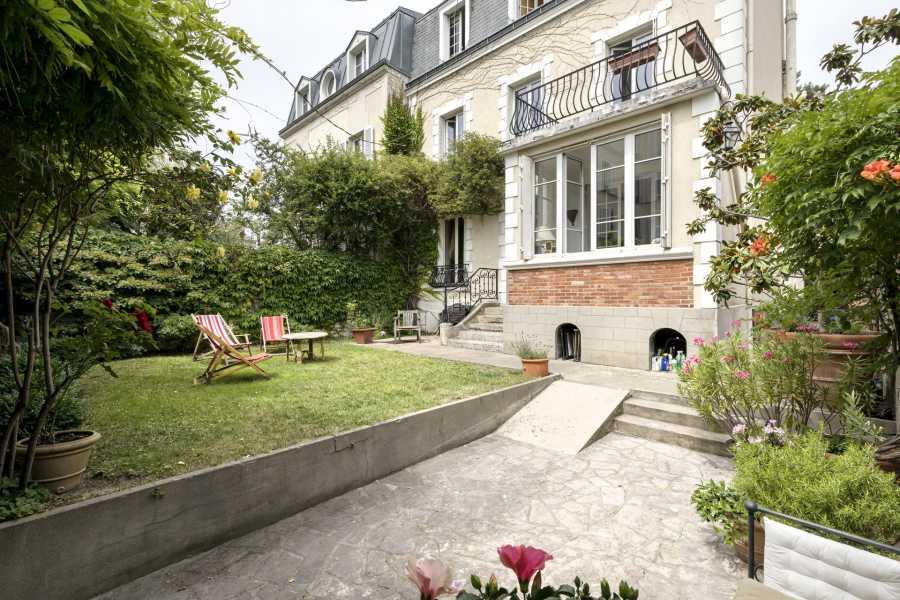 Asnières-sur-Seine  - Maison 6 Pièces 5 Chambres