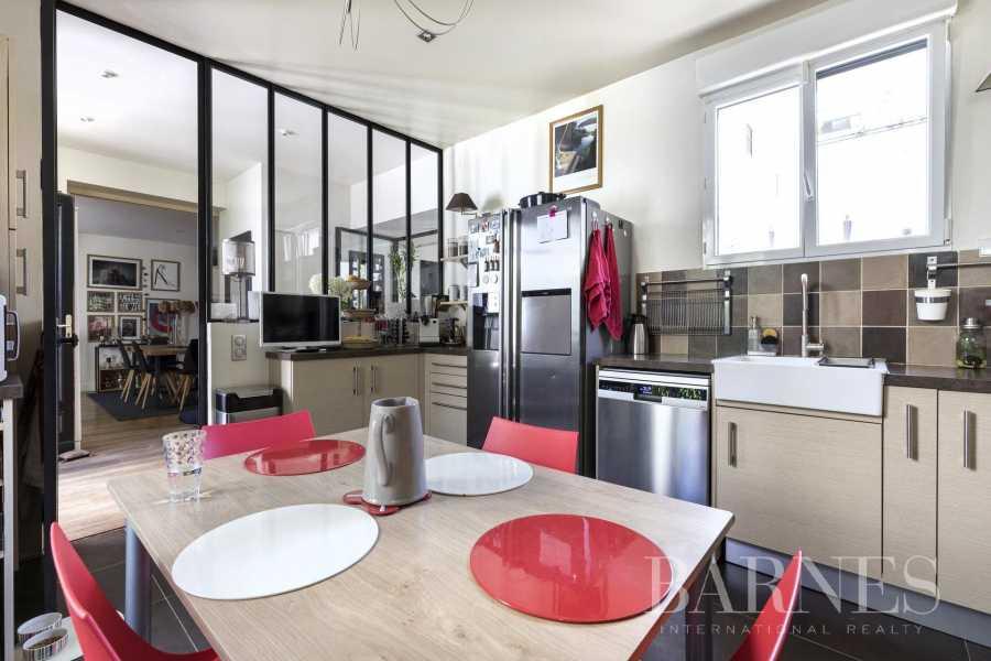 Courbevoie  - Casa adosada 9 Cuartos 6 Habitaciones