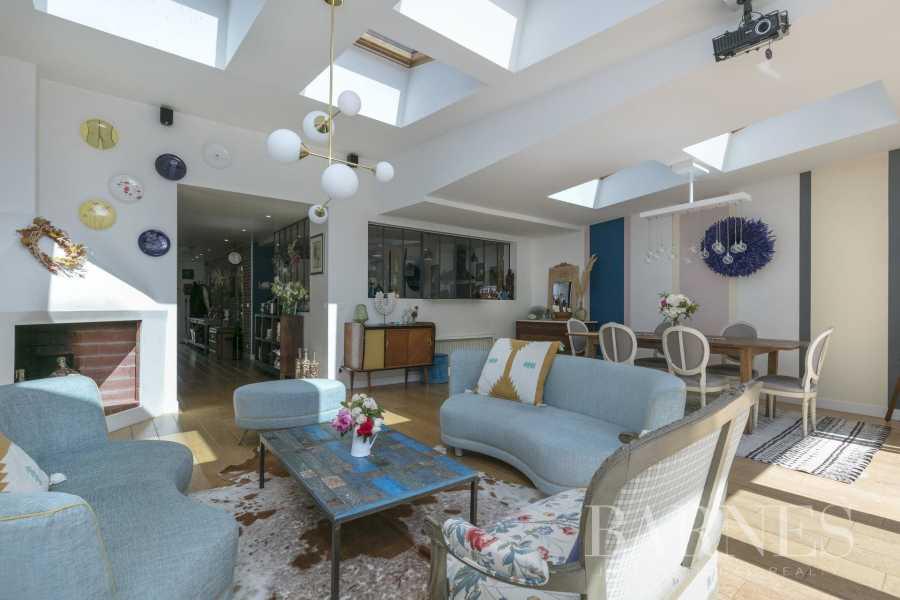 Suresnes  - Casa 7 Cuartos 4 Habitaciones