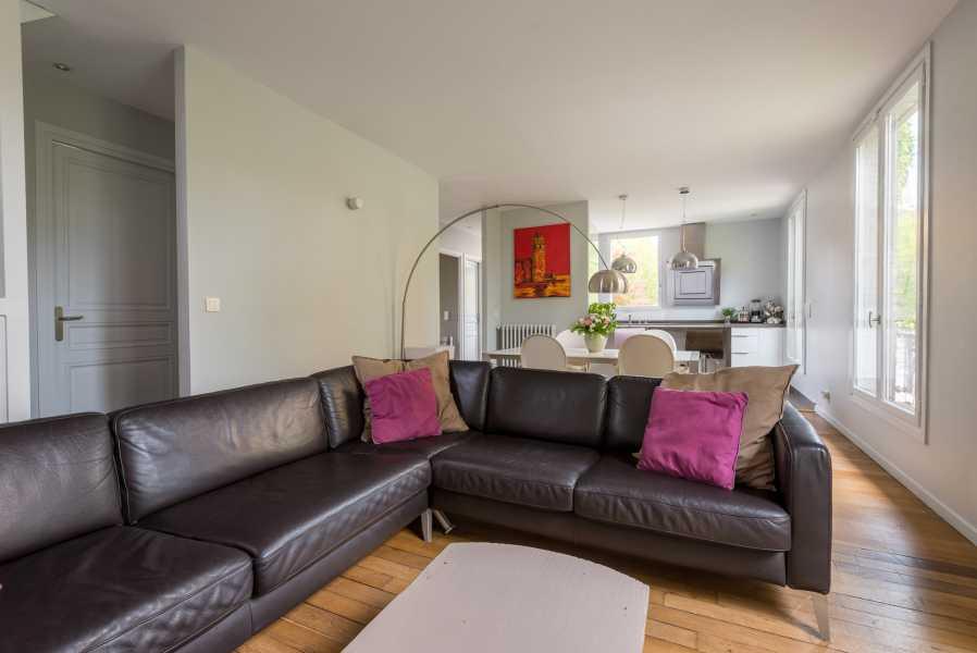 Colombes  - Maison 6 Pièces 4 Chambres