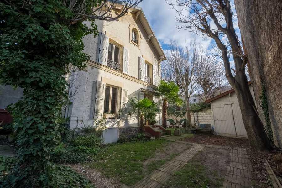 La Garenne-Colombes  - Maison 6 Pièces 4 Chambres