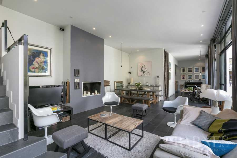 LA GARENNE COLOMBES LOFT APARTMENT WITH GARDEN AND TERRACE picture 11