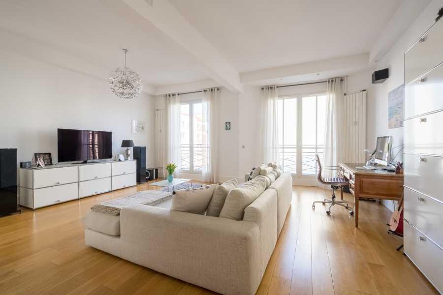Asnières-sur-Seine  - Piso 6 Cuartos 3 Habitaciones