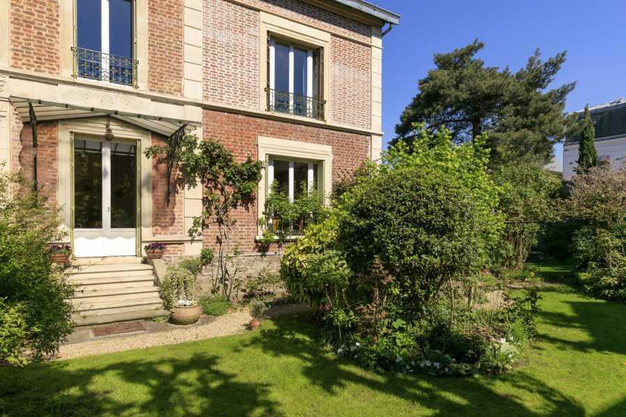 Asnières-sur-Seine  - Maison 9 Pièces 6 Chambres