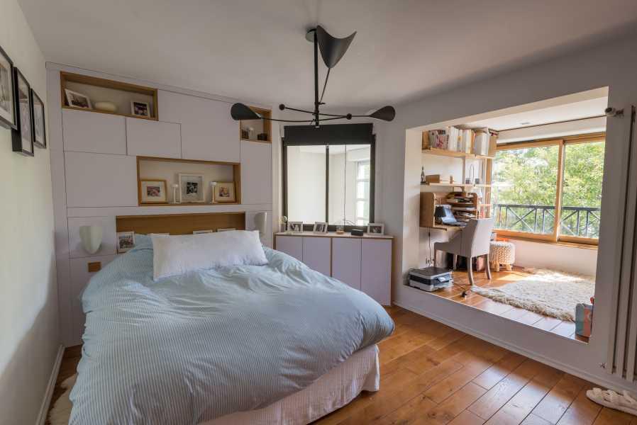 La Garenne-Colombes  - Piso 6 Cuartos 4 Habitaciones