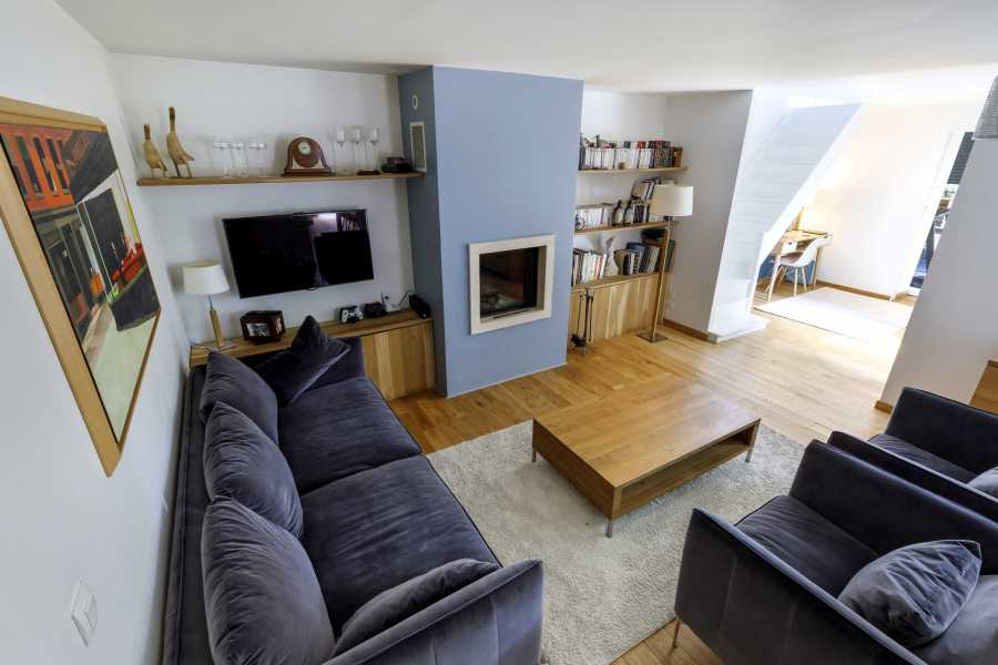 Courbevoie  - House 4 Bedrooms
