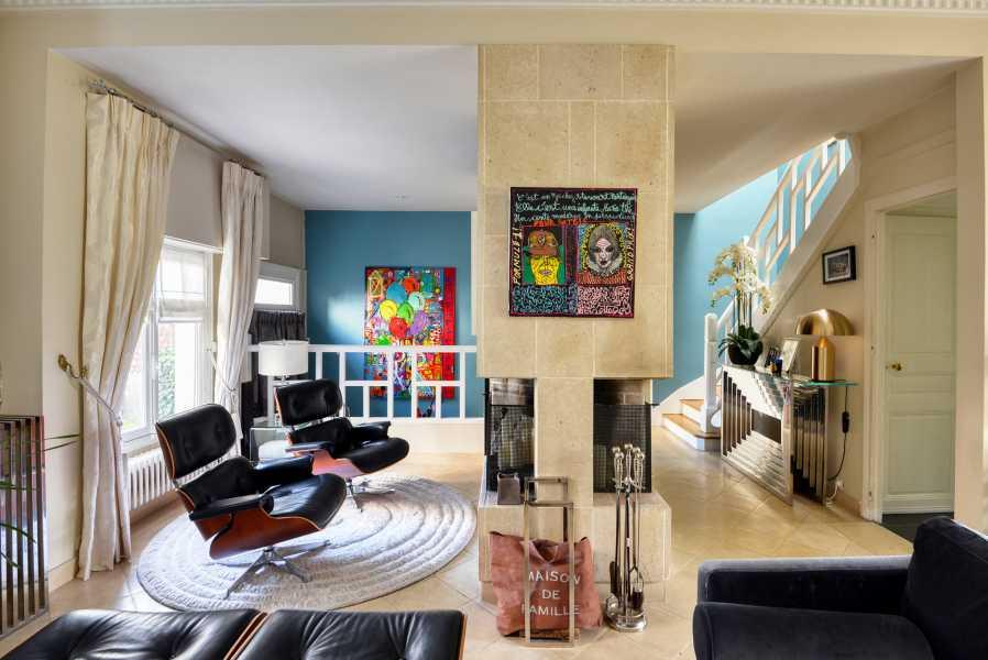 Courbevoie  - House 6 Bedrooms