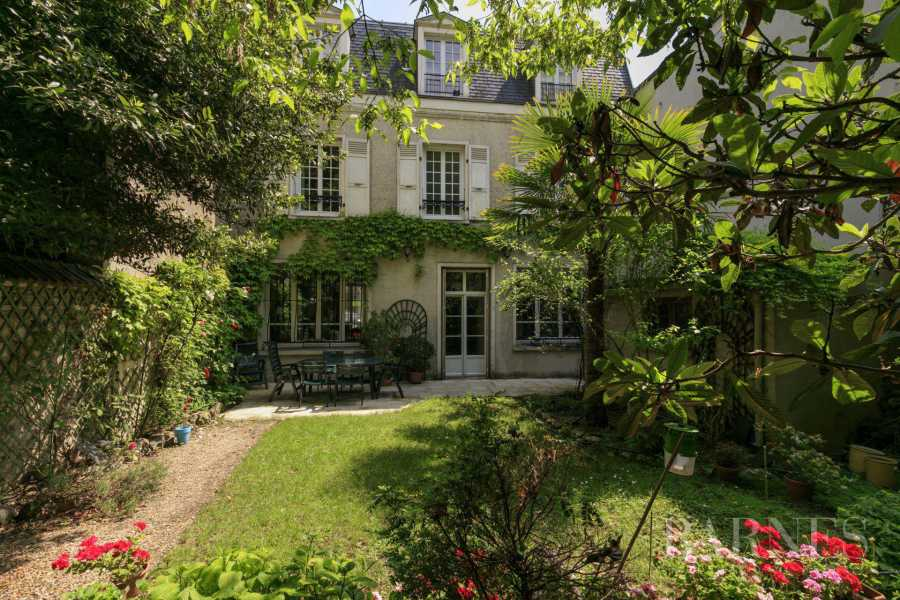 Mansion Asnières-sur-Seine