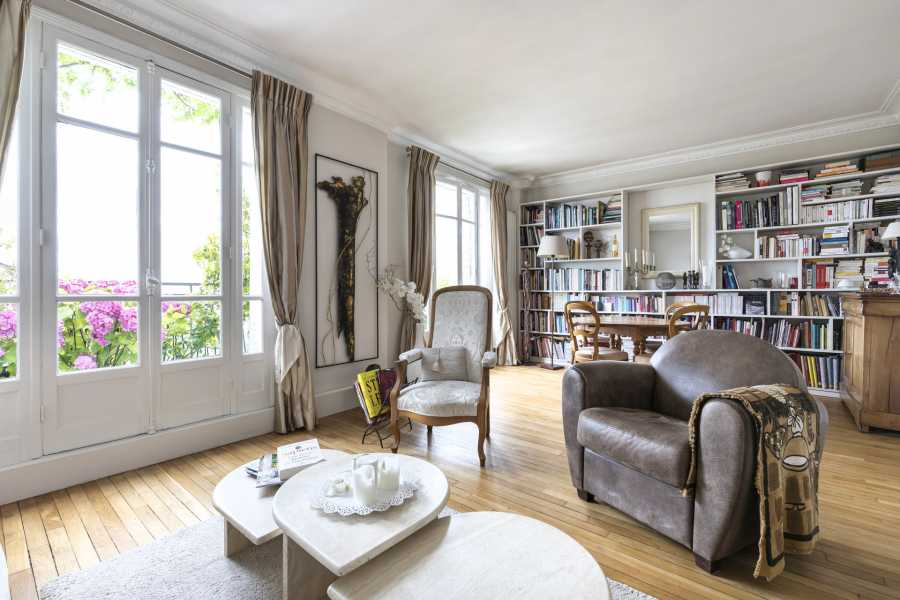 Apartment Courbevoie