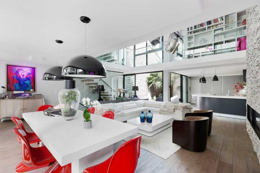 La Garenne-Colombes  - Loft 10 Cuartos 5 Habitaciones