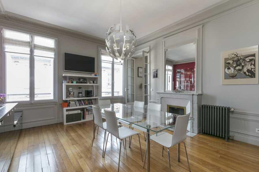 Asnières-sur-Seine  - Apartment 4 Bedrooms